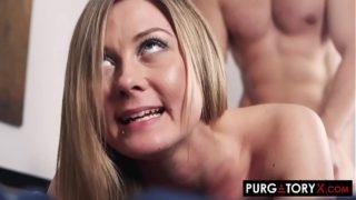 PURGATORYX A Blonde Gone Wild Vol 2 Part 1 with Addison Lee